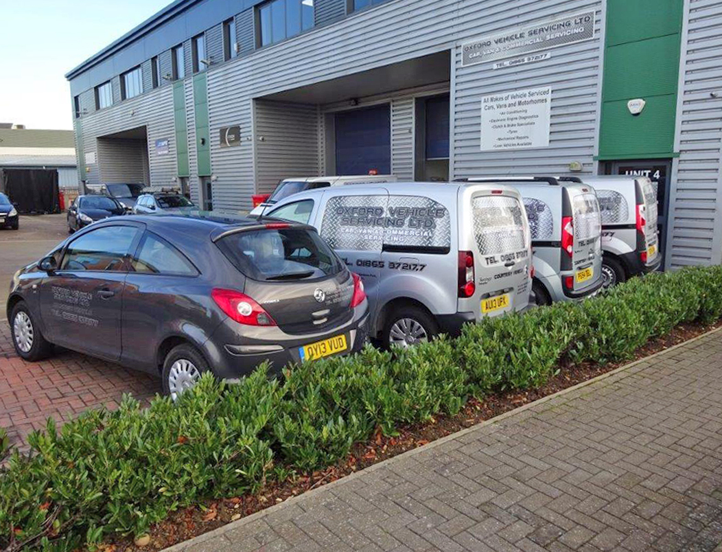 Oxford Vehicle Servicing